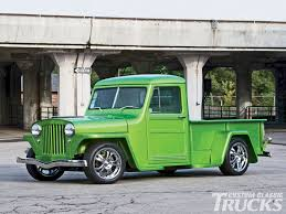 1950 Willys Jeep Pickup Truck - Hot Rod Network