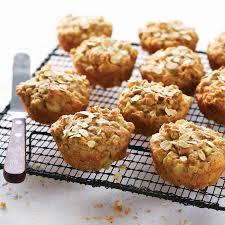 apfel haferflocken muffins