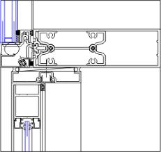door head detail ycw 750 ssg 08 44 13 curtain wall ykk ap