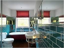 carrelage salle de bain metro photo carrelage salle de bain bleu vert foncé format métro