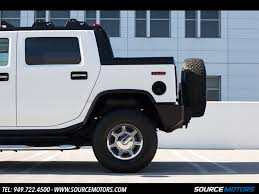 100 H2 Truck 2005 Hummer SUT For Sale In Orange County CA Stock 10605