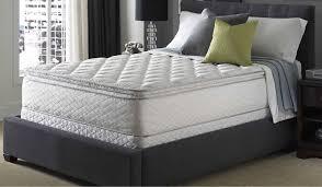 Queen Serta Perfect Sleeper Regal Suite Pillowtop Mattress