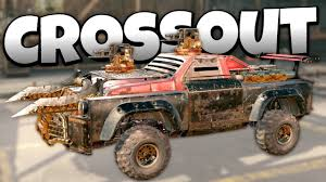 Crossout - The Best Truck Build Ever! - Crossout Open Beta Gameplay ...