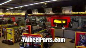 4 Wheel Parts Truck And Jeep Parts And Accessories Youtube With ...