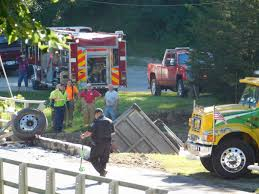 Dump Truck Crashes Into Pond, Driver Hurt - By Andrea Ray - Marion ... Ford Minuteman Trucks Inc 2017 Ford F550 Super Duty Dump Truck New At Colonial Marlboro Komatsu Hm300 30 Ton For Sale From Ridgway Rentals Hongyan Genlyon With Italy Cursor Engine 6x4 Tipper And Leases Kwipped Gmc C4500 Lwx4n Topkick C 2016 Mack Gu813 Dump Truck For Sale 556635 Amazoncom Tonka Toughest Mighty Toys Games Mack Equipmenttradercom 556634 Caterpillar D30c For Sale Phillipston Massachusetts Price 25900