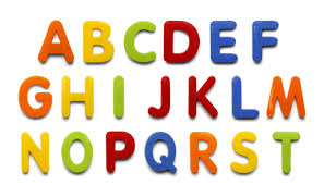 Know Your Numbers Counting Through the Alphabet Worksheet EdPlace