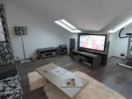 bilder 3d interieur wohnzimmer braun beige 4