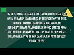 is ultraviolet light bad for you