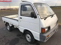 100 Hijet Mini Truck Daihatsu
