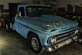 100 1966 Chevy Truck Pickup Converted To Dually Flatbed