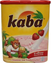 kaba fit erdbeer 400g saymo de lebensmittel kaufen ihr lebensmittel shop