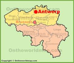 100 Where Is Antwerp Located Maps Belgium Maps Of En