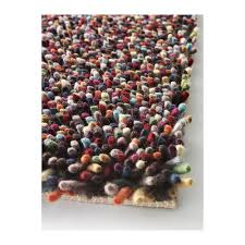 le a pile ikea örsted rug high pile ikea the rug is made of new wool so
