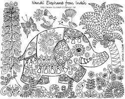 Detailed Coloring Pages Printable Free With Intricate