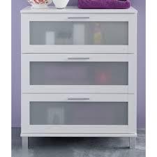 badezimmer kommode in weiß mit satiniertem glas florida orlando 70 x 89 cm badschrank klappenkommode