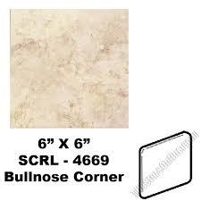 brancacci arena windrift beige 6 x 6 bullnose corner sn4669
