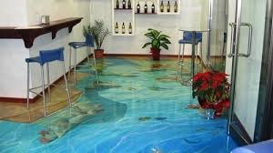 3D Epoxy Flooring Anti Graffiti Coating Manufacturer From Ahmedabad