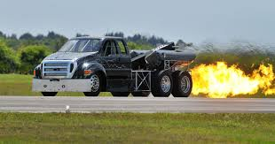 100 Jet Truck Truck Bursts Into Flames At Titusville Air Show No Injuries