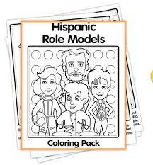 Resources For Exploring Hispanic Heritage With Your Kids Nick Jr Coloring Pages Parenting Family NBC Latino
