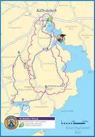 Where Did The Lusitania Sink Map by Irish Railways Roaringwater Journal