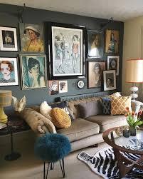 einrichtungsidee wunderschöne bilder im wohnzimmer