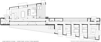 Bathroom Floor Plans Nz by Furniture Floor Plan Tutukaka House In New Zealand By Crosson