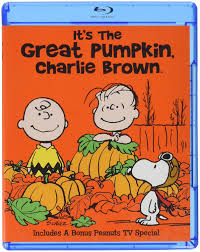Linus Great Pumpkin Image by Amazon Com It U0027s The Great Pumpkin Charlie Brown Blu Ray