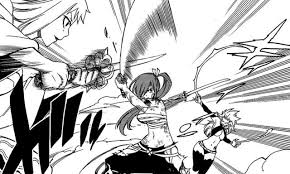 Im Looking More Forward To Erza VS Irene Though Well Thats My Review On Fairy Tail Chapters 482 483 Hope You Enjoyed Until Next Time See Ya