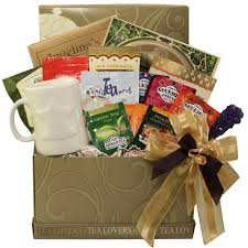 Amazoncom Tea Lovers Care Package Snacks And Treats Gift Box With