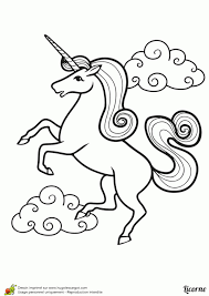 Coloriage Licorne Emoji Coloriage Licorne Imprimer Gratuit Coloriage