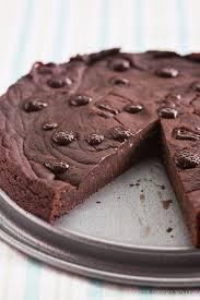 cleaner und veganer schokoladen kuchen ohne mehl butter
