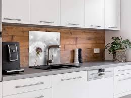 b b 0460 aq a murando spritzschutz glas für küche 60x60 cm