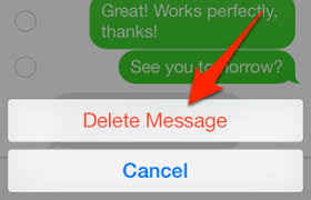 How to Delete Individual SMS Messages From Your iPhone History