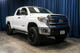 Used Lifted 2017 Toyota Tundra SR5 4x4 Truck For Sale - 37341 Used Lifted 2017 Toyota Tacoma Trd 4x4 Truck For Sale 36966 Tacoma Lift Google Search Pinterest Pin By Mr Mogul On Trucks Marketing Media Why Buy A Muller Clinton Nj Single Cab Images Pinteres Pro Debuts At 2016 Chicago Auto Show Live Photos Tundra Stealth Xl Edition Rocky Ridge Toyota Ta 44 For Of 2018 Custom In Cement Grey Consider The Utility Package A Solid Work