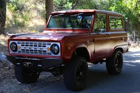 Icon 4X4 Is Making Awesome New Versions Of The Classic Ford Bronco ...