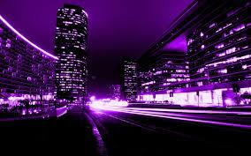 Black Purple Wallpaper 09
