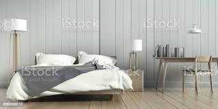 holz schlafzimmer dekoration modern home 3d render bild stockfoto und mehr bilder architektur