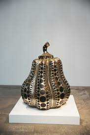 Yayoi Kusama Pumpkin by The Londoner Immersed In Art And Dumplings