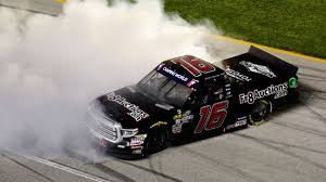 Brett Moffitt Wins NASCAR Truck Series Race At Chicagoland - Sports ... Arca Champs Briscoe And Enfinger Duel In Nascar Trucks Race At Xfinity Series Gander Outdoors Truck Return 2018 Camping World Race Winners Nascarcom Ryan Truex To Full Schedule 2017 Auto Racing 2014 Season Review Motsportstalk Set Take On High Banks Of Bristol Sports Sets Stage Lengths For Every Cup Christopher Bell Finishes Off Dominant Win Atlanta The Old Mosport Gets Truck My Cars Five Drivers Who Should Run At Eldora