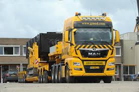 100 Truck It Transport MAN TGX 8X44 41640 Heavy Truck GSNED GSNED