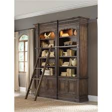 5070 ld Hooker Furniture Rhapsody Home fice Bookcase