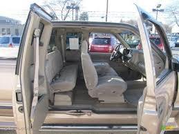 1997 Chevrolet C K K1500 Silverado Extended Cab tan My second