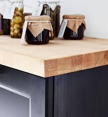 plan de travail meuble cuisine meubles bas hauteur caisson 80 cm système metod ikea