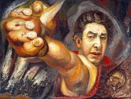 Jose Clemente Orozco Murales Con Significado by David Alfaro Siqueiros Autorretrato El Coronelazo 1945 Artsy