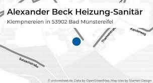 beck heizung sanitär donaustraße in bad