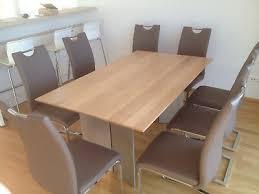 esstisch und stühle stuhl tisch system wössner dining