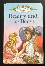 Loved My Fairytales And Especially Ladybird Books Vintage Book Beauty The Beast By Popeth On Etsy