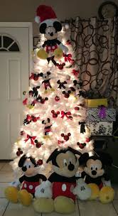 Christmas Tree Toppers Disney by Christmas Disney Christmas Decorations Mickey Mouse Tree Garland