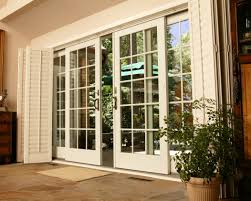 Patio Door Window Treatments Ideas by Door Awesome Art Paintings Decor Attached On Blue Wall Paint