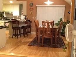 So The Question Is Can I Have A Dark Floor Or Should Go With Same Stain Also Would Like To Use Maple Wood